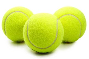use tennis balls in dryer for fluffy comforters