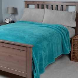 Berkshire Shearloft Plush Teen & Dorm Bed Blanket