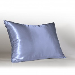 Satin Pillowcase With Hidden Zipper
