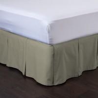 Ashton Detachable Pleated Bed Skirt Ensemble Shopbedding Com