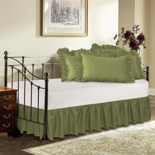 Day Bed Ruffled Bed Skirt Shopbedding Com