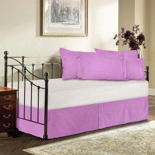Tailored Bed Skirts & Pillow Shams Set