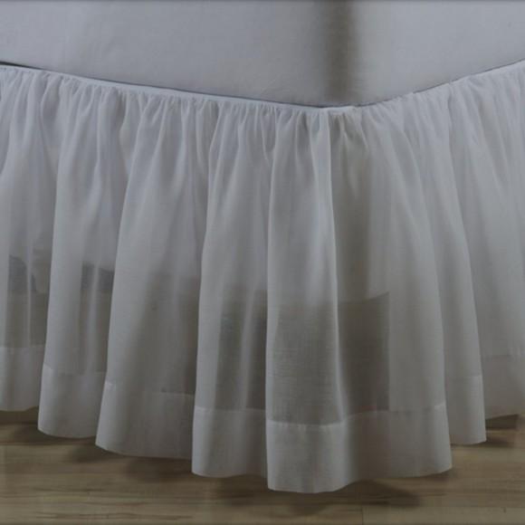 Ruffled Bed Skirts