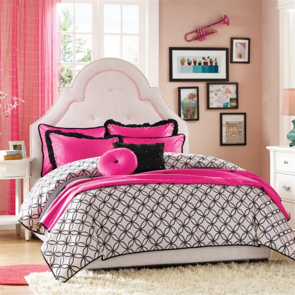 Hampton Hill Glamour Girls Comforter Set Shopbedding Com