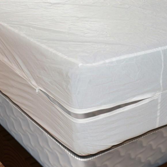 The Best Vinyl Plastic Mattress Cover W Zipper