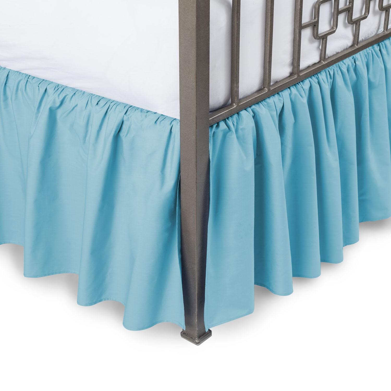 Split Corner Bed Skirt Bedding