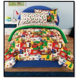 Kidz Mix 3 Alarm Bed in a Bag