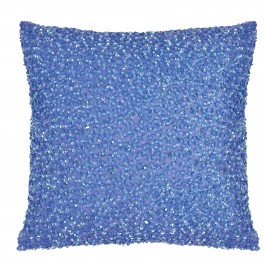 Vue Beaded 12-Inch Square Accessory Pillow