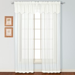Charleston Sheer Curtain Panel