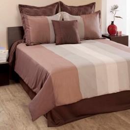 Citadel Stipe 7 pc Comforter Set