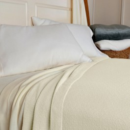Berkshire Egyptian Cotton Diamond Weave Blanket