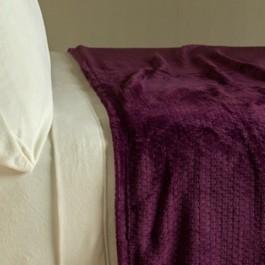 Berkshire Dobby VelvetLoft Blanket