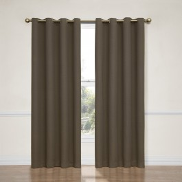 Eclipse Bobbi Grommet Blackout Curtain Panel