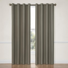 Eclipse Dane Grommet Blackout Curtain Panel