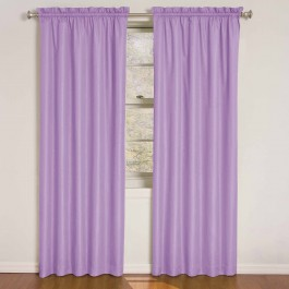 Eclipse Kids Wave Blackout Curtain Panel