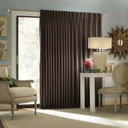 Eclipse Thermal Patio Door Curtain Panel
