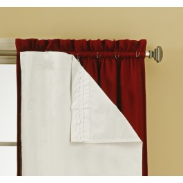 Eclipse Thermaliner Panel Pair - Blackout Curtain Liners