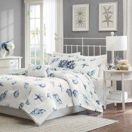 Harbor House Beach House Duvet Mini-set