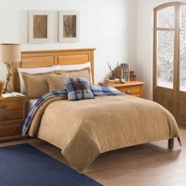 EHS Hudson Corduroy Reversible Comforter Set