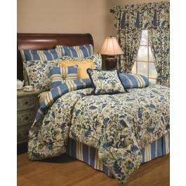 Waverly Imperial Dress Porcelain 4pc Comforter Set
