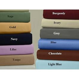 Jessica Twin Xl Poly Cotton Dorm Sheet Set