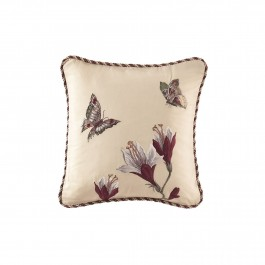 Waverly Laurel Springs Embroidered Pillow