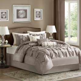 Madison Park Tufted Comforter Set