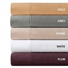 Madison Park 600 Thread-Count Pima Cotton Sheet Set