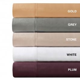 Madison Park 600 Thread-Count Pima Cotton Sheet Set