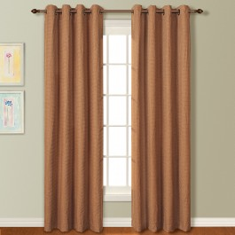 Park Square Heavyweight Grommet Top Curtain Panel