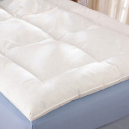 Restful Nights Down Alternative Fiber Bed Topper