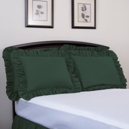 Ashton Ruffled Pillow Sham