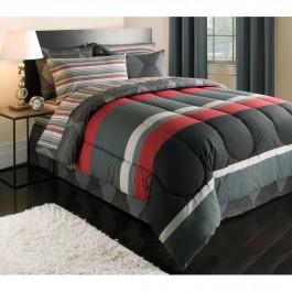 Royale Linens Rugby Comforter Set