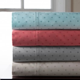 Canterbury Print 300 Thread Count Cotton Sheet Set