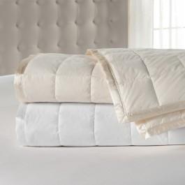 Luxury Down Blanket with Satin Trim