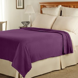Berkshire Polartec Microfleece Blanket