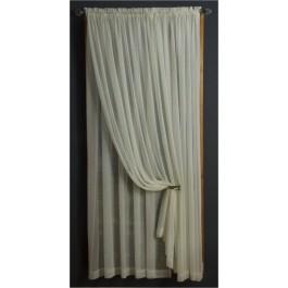 Etoile Lace Curtain Panel