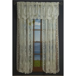 Fiona Scottish Lace Curtain Panel