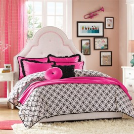 Hampton Hill Glamour Girls Comforter Set