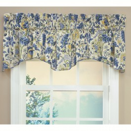 Waverly Imperial Dress Floral Valance