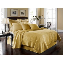 King Charles Metelasse Coverlet Bedding