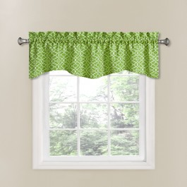 Waverly Lovely Lattice Valance
