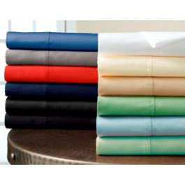 Wrinkle Resistant 300 Thread Count Cotton Sheet Set