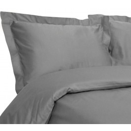 Hemstitch 400 Thread Count Cotton Duvet Cover Set