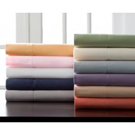 Hemstitch 400 Thread Count Cotton Sheet Set
