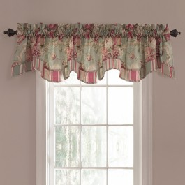 Waverly Spring Bling Valance