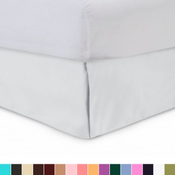 Harmony Lane Classic Tailored Bed Skirt