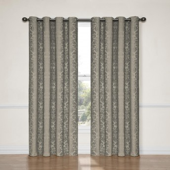 Eclipse Nadya Grommet Blackout Curtain Panel