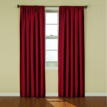Eclipse Kendall Thermaback Blackout Curtain Panel