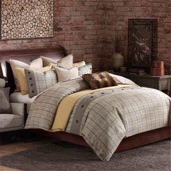 Hampton Hill Shadow Mountain Comforter Set